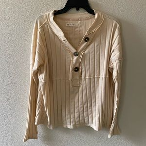New No Tags Free People Blouse